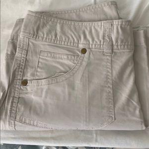 Christopher & bank crop pants